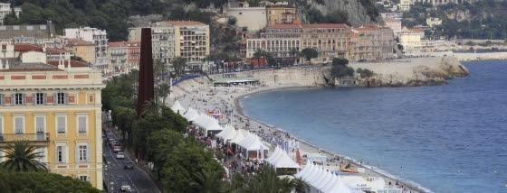 14a edizione de l'Italie à table sulla Costa Azzurra