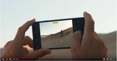 Le Dune di Ica in mostra nel video di presentazione del nuovo Iphone X