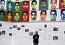 I volti dei ragazzi scomparsi in Messico realizzati con il Lego