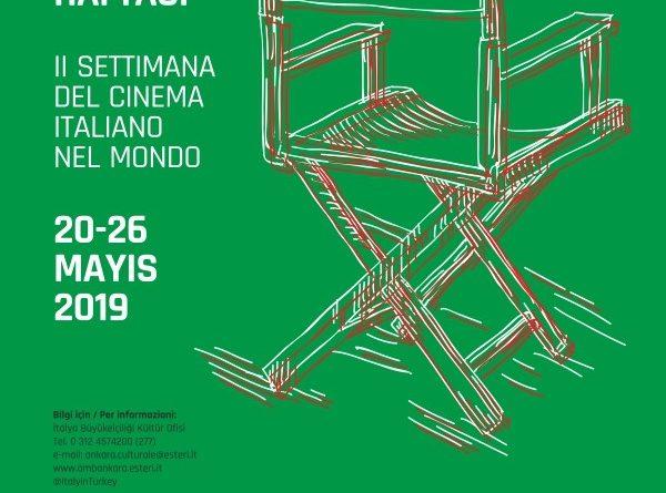 """Settimana del cinema italiano nel mondo """"fare cinema"""""""