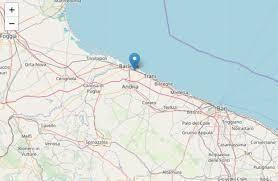 Terremoto in Puglia. Video