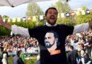A Salvini deve essere apparsa la Madonna