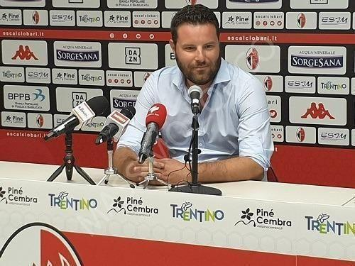 """Matteo Scala: """"Abbiamo costruito un'ottima squadra. Bisogna vincere adesso"""" Matteo-Scala-Abbiamo-costruito-unottima-squadra.-Bisogna-vincere-adesso"""