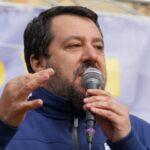 Salvini usa impunemente il corona-virus contro il governo