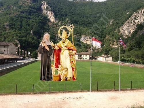 27/8/2020 Bari – Da oggi si fa sul serio a Cascia, terra di Santa Rita con San Nicola vicino San-Nicola-Santa-Rita-con-nome