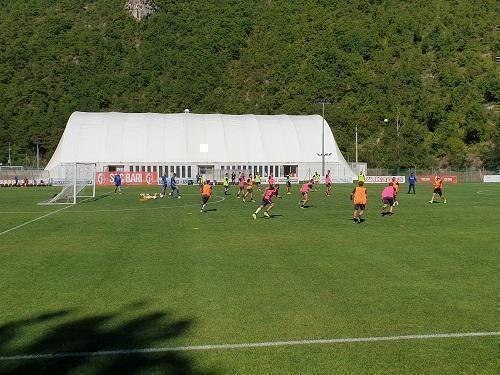 7/9/2020 Bari – Nella prima gara a campo pieno Folorunsho segna il gol vittoria. Punto sul mercato 20200906_110617-1